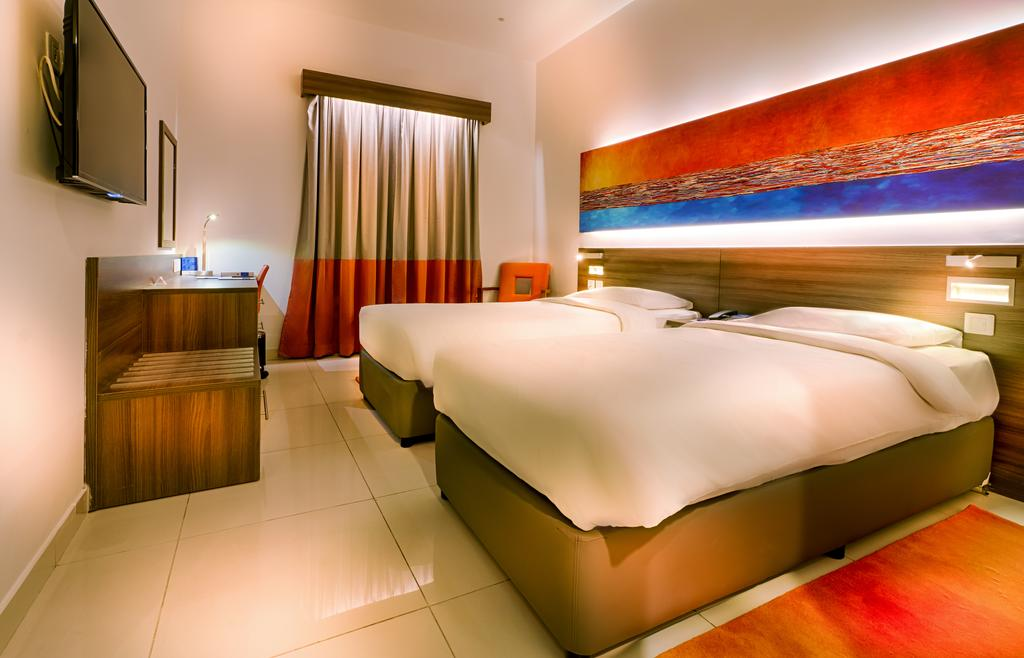 Отель, 3, City Max Hotel Al Barsha