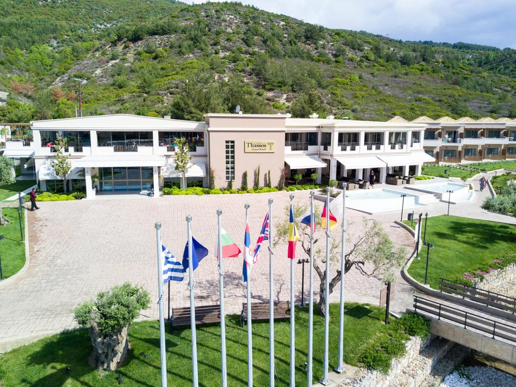 Тури в готель Thassos Grand Resort Тасос (острів)