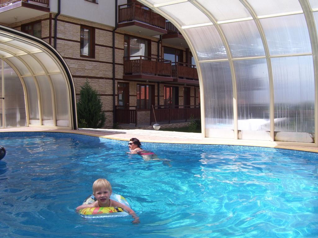 Горящие туры в отель Four Leaf Clover Apart Complex Банско Болгария