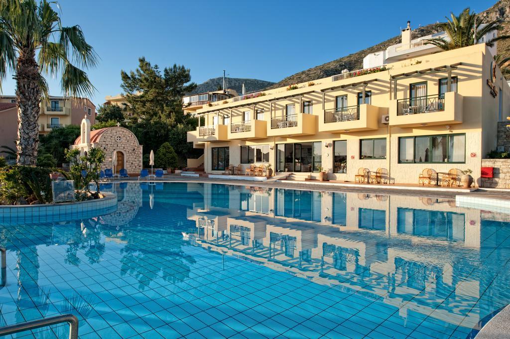 Відпочинок в готелі Asterias Village Apartment Hotel