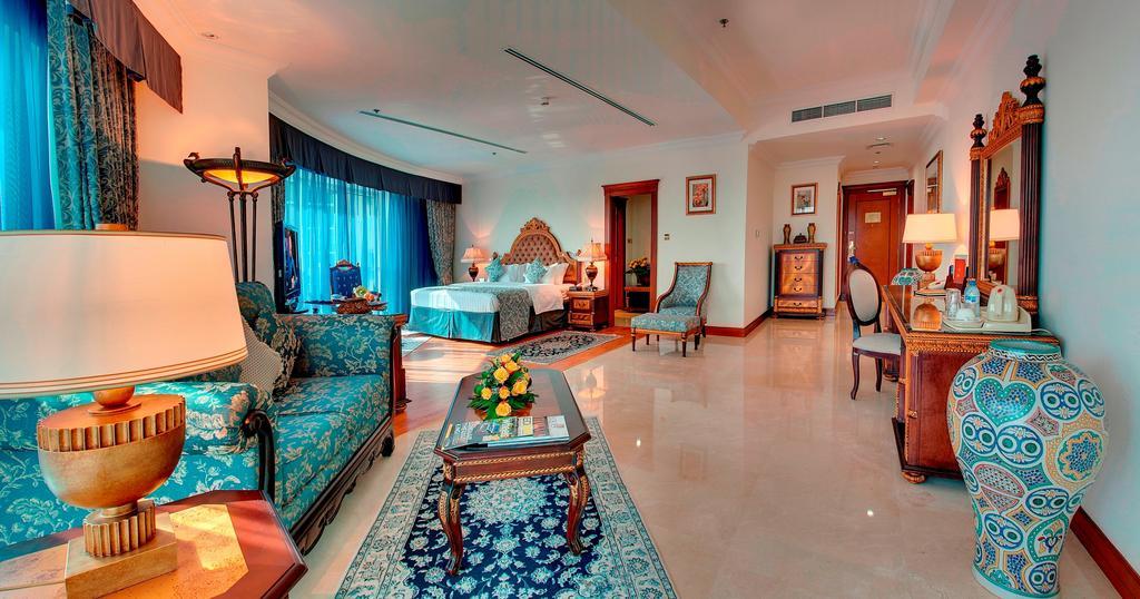 Отдых в отеле Grand Excelsior Hotel Bur Dubai