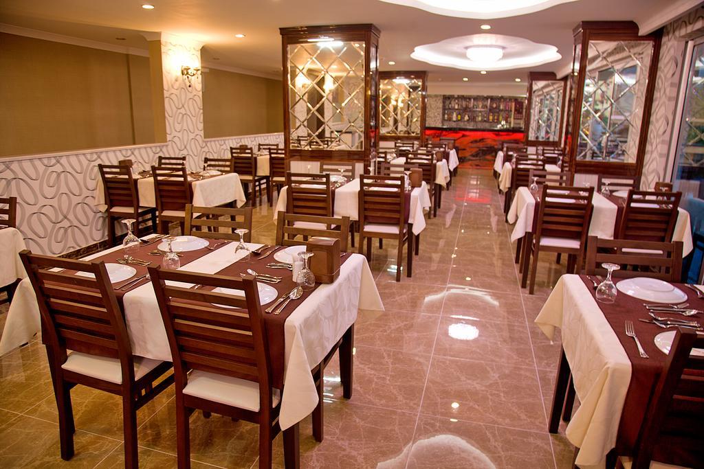 Аланія Nergis Butik Hotel