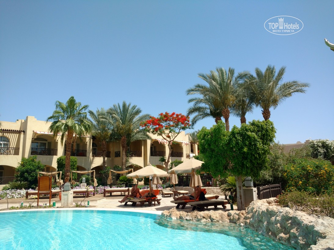 Отдых в отеле The Grand Hotel Sharm El Sheikh
