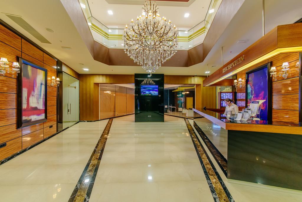 Отель, Будва, Черногория, Hotel Tre Canne