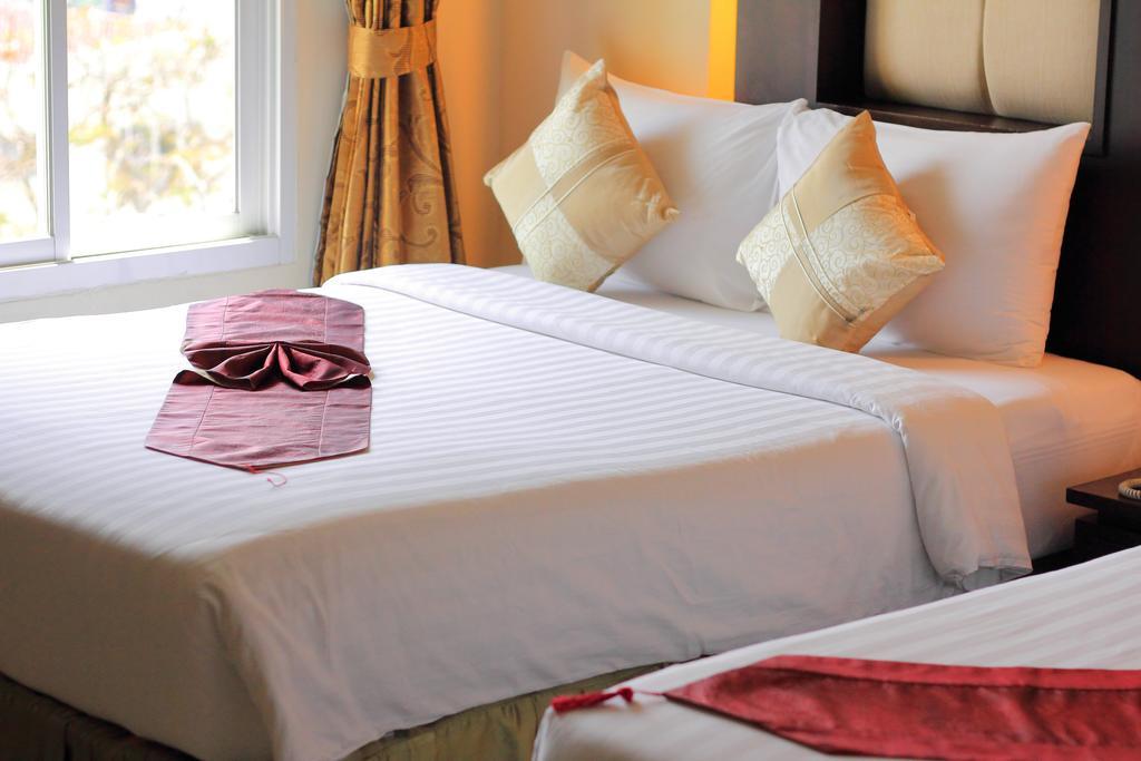 Отель, Паттайя, Таиланд, Aiyara Palace Hotel