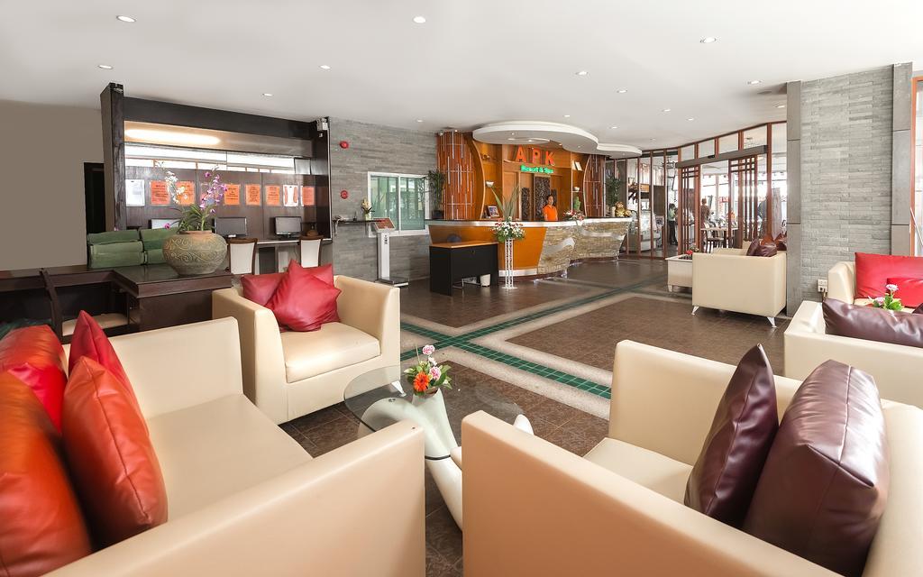 Apk Resort & Spa, Таиланд