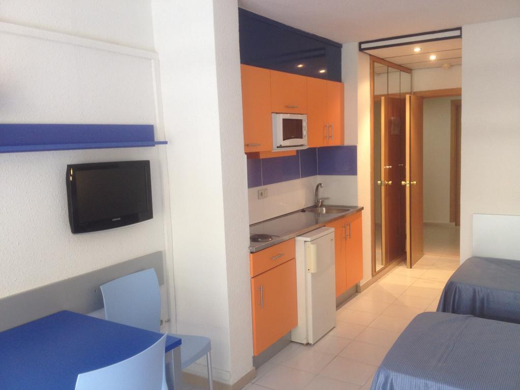 Горящие туры в отель Internacional Ii Salou Коста-Дорада Испания