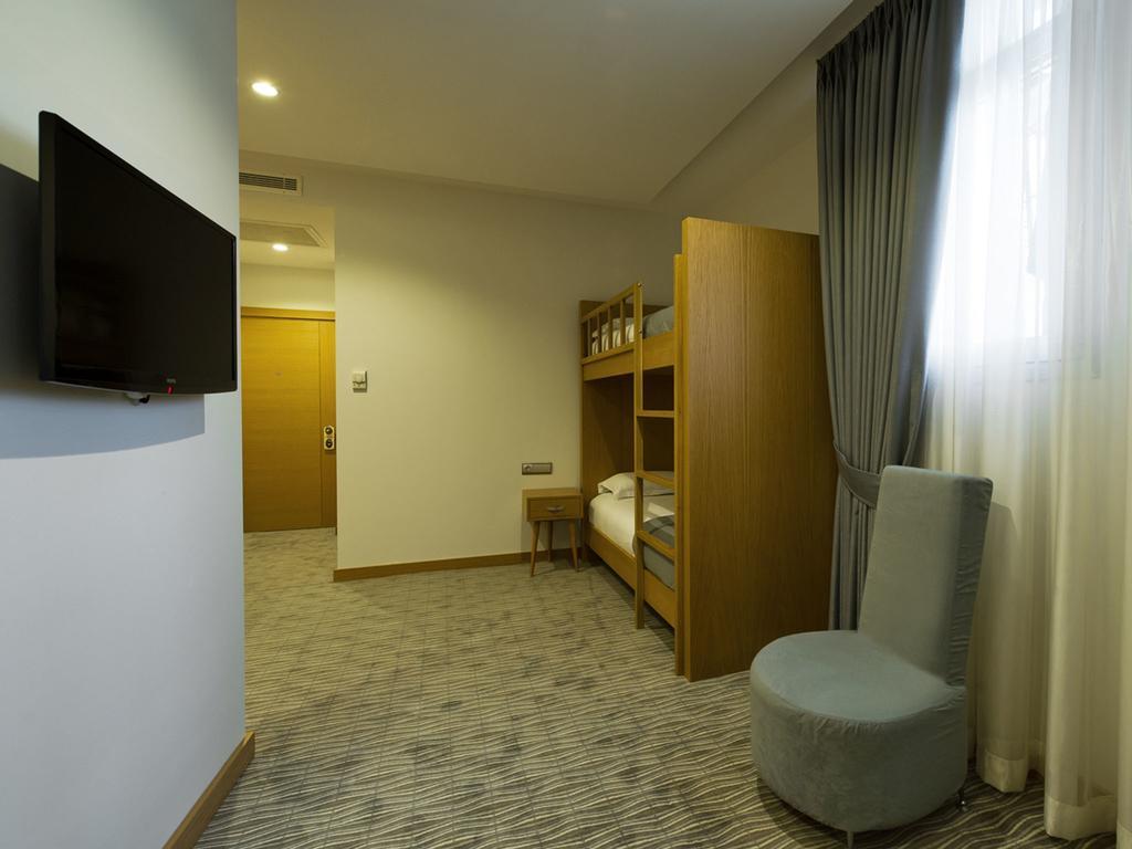 Фото отеля Olimpiyat Hotel