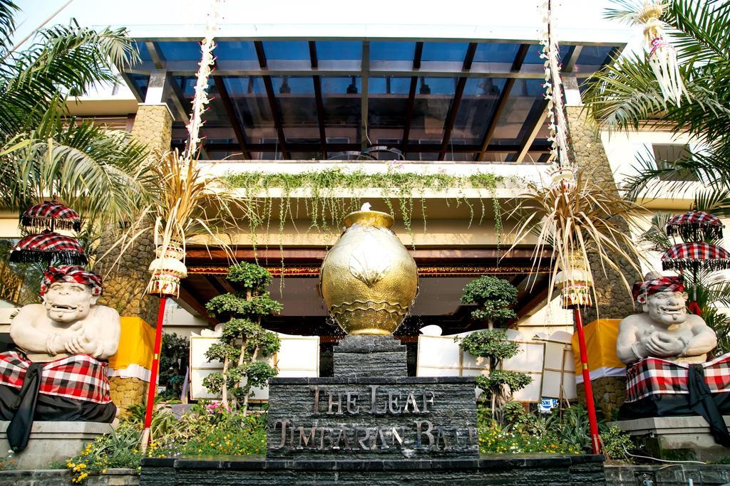 Туры в отель The Leaf Jimbaran