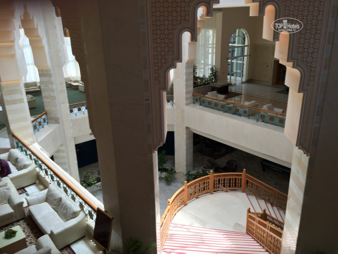 El Mouradi Mahdia, Махдия, фотографии туров