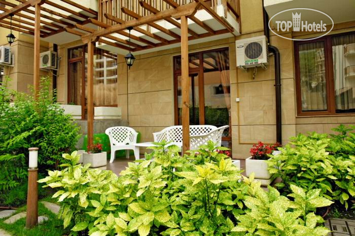 Гарячі тури в готель Apart-Hotel Garden Of Eden Светі-Влас