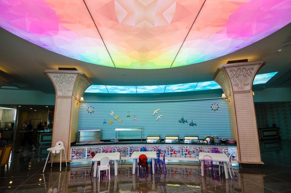 Гарячі тури в готель The Lumos Deluxe Resort & Spa Аланья