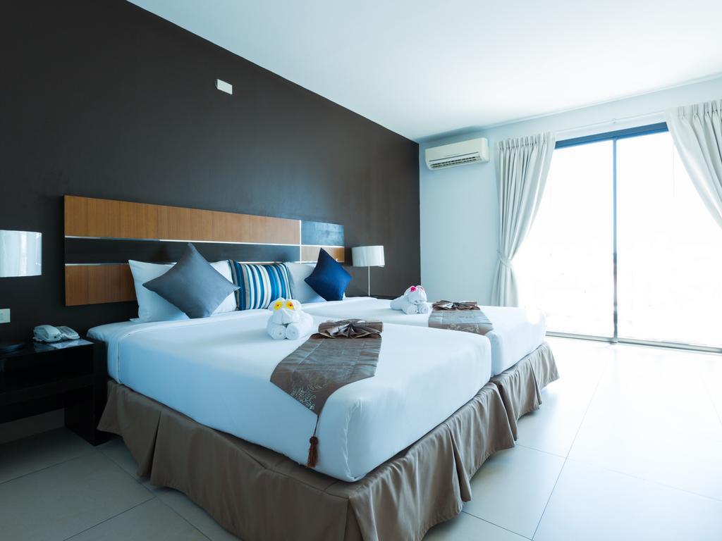 Vogue Pattaya Hotel фото и отзывы