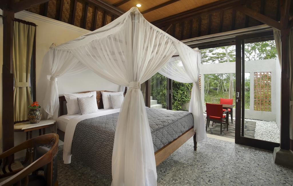 Отдых в отеле Taman Harum Cottages Убуд Индонезия