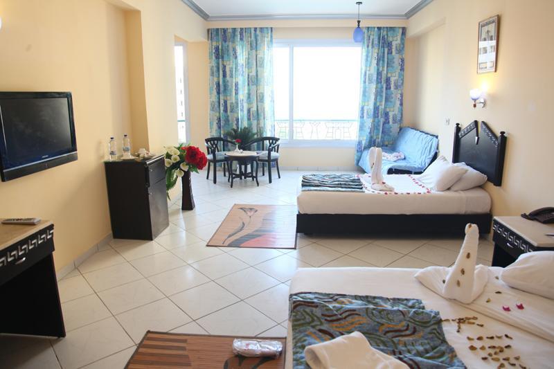 Туры в отель King Tut Aqua Park Beach Resort Хургада Египет