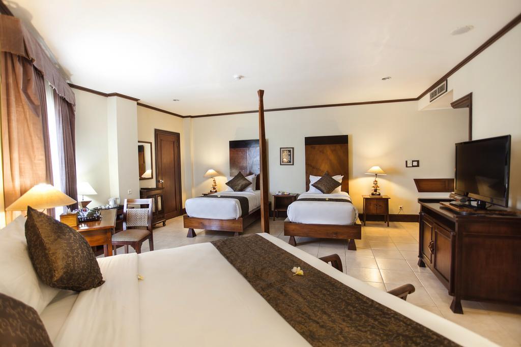 Отдых в отеле Ramayana Кута Индонезия