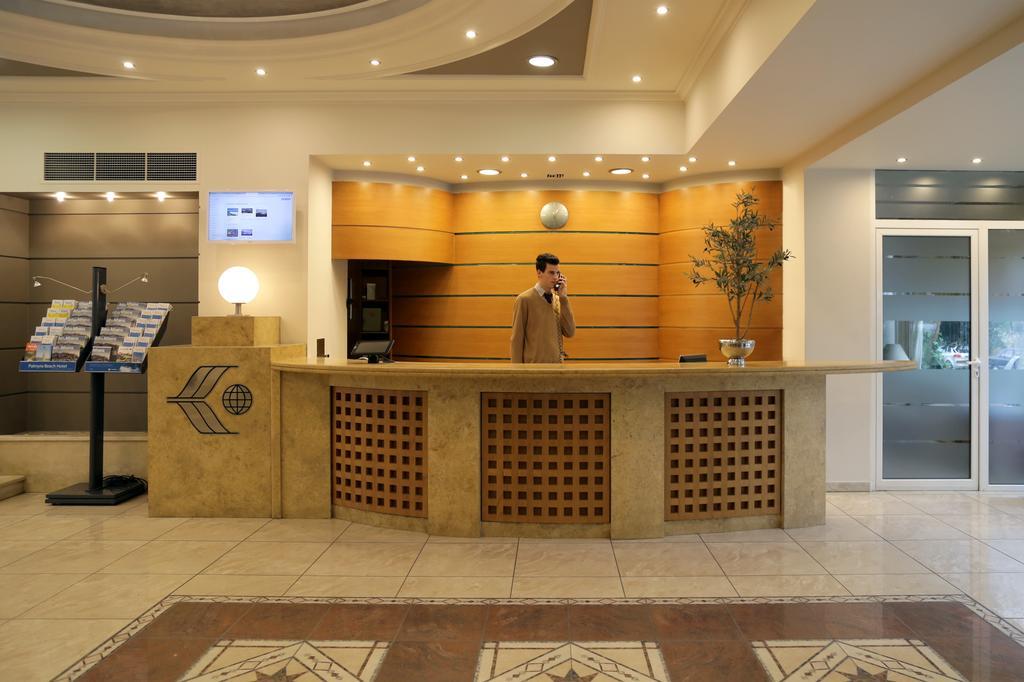 Горящие туры в отель Palmyra Beach Glydada Афины