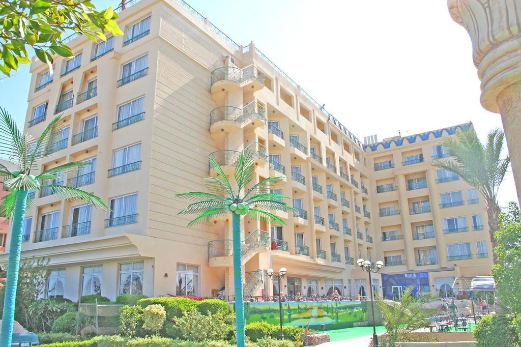 Отзывы гостей отеля King Tut Aqua Park Beach Resort