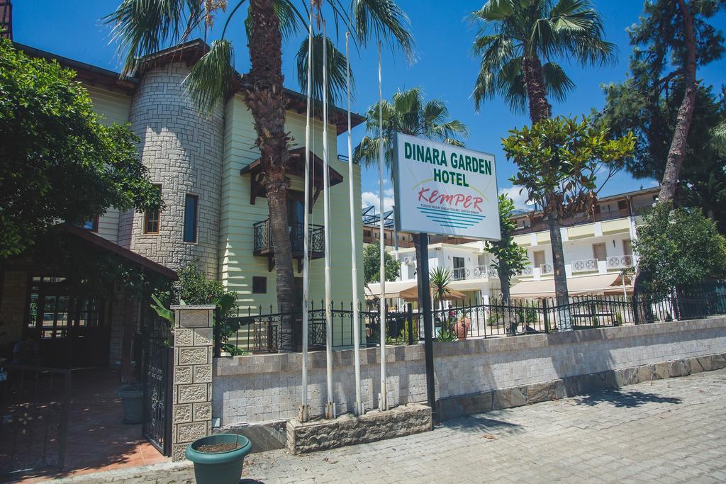 Відгуки туристів Kemper Dinara Garden