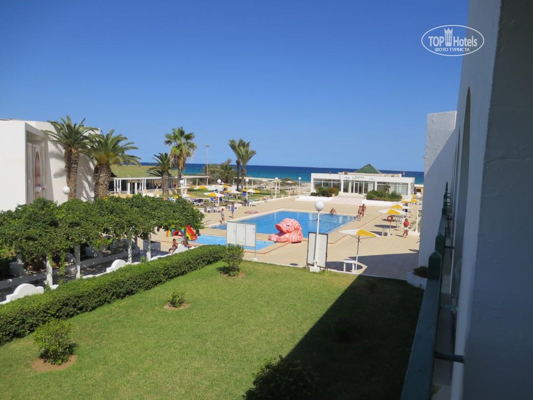 Туры в отель El Mouradi Cap Mahdia Махдия Тунис