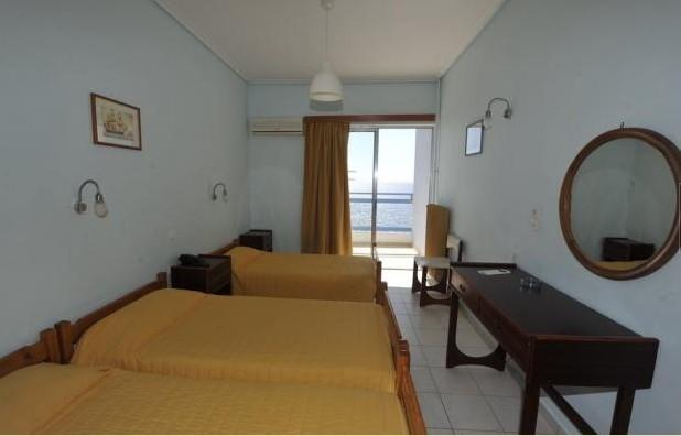 Горящие туры в отель Siagas Beach Hotel Аттика