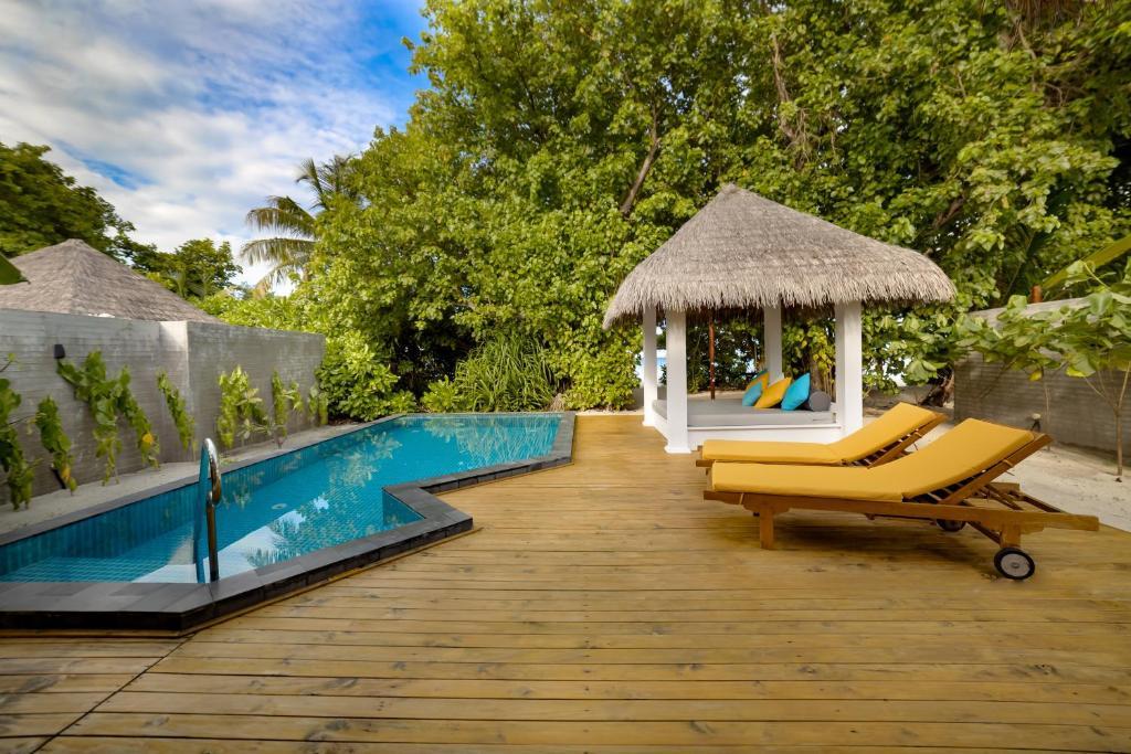Відгуки туристів, Furaveri Island Resort