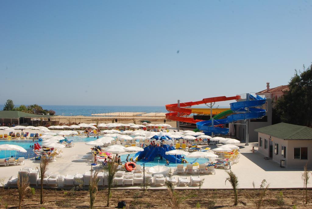 Отдых в отеле Hedef Beach Hotel