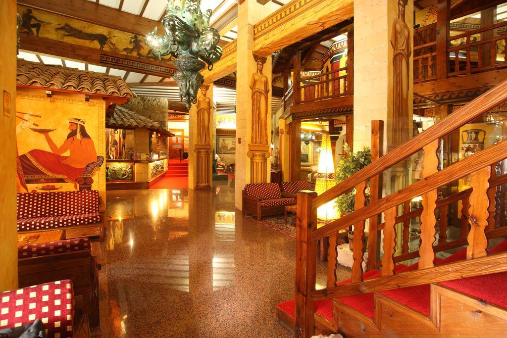 Отдых в отеле Roman Boutique Hotel Пафос