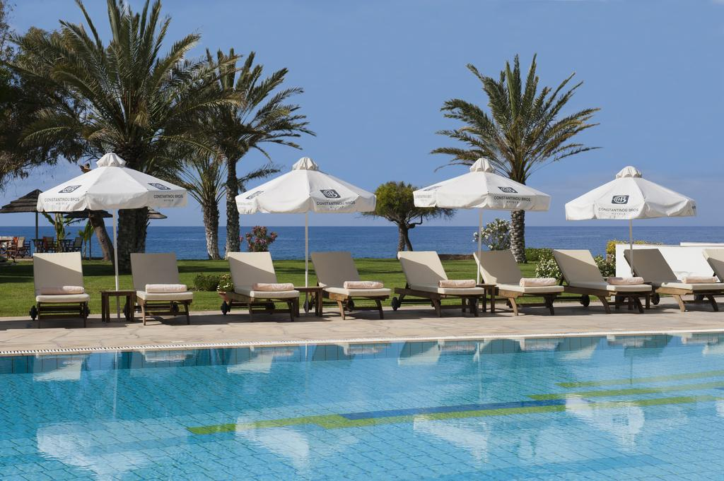 Constantinou Bros Athena Royal Beach Hotel, Пафос, фотографии туров