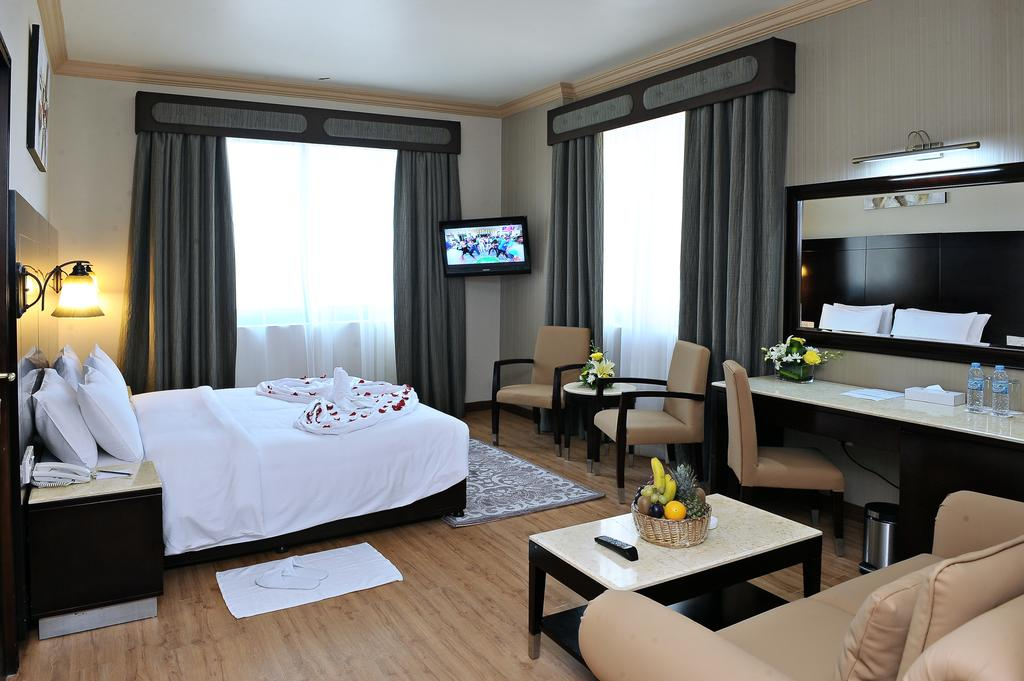 Туры в отель Signature Inn Hotel Al Riqqa Дубай (город) ОАЭ