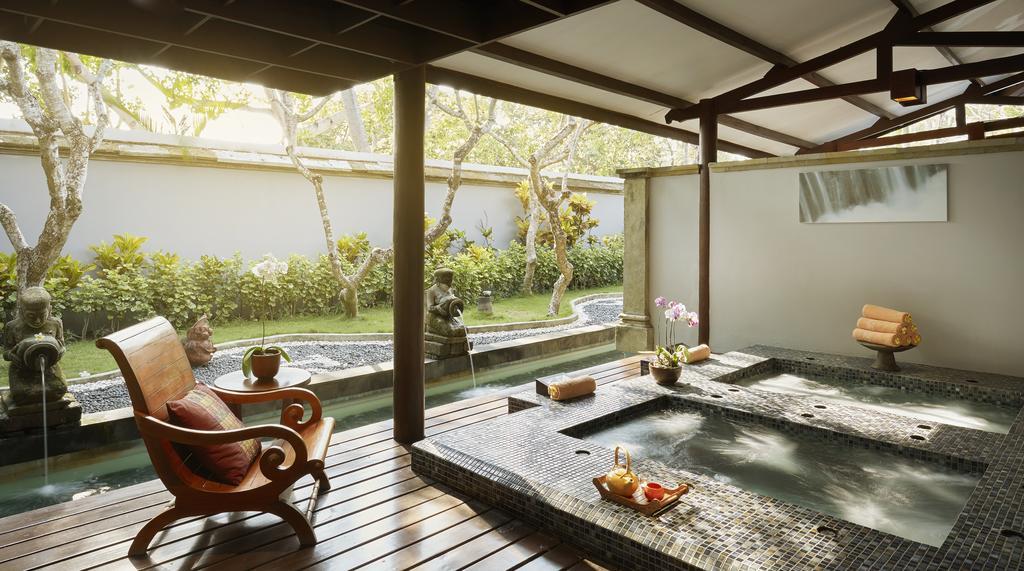 Отдых в отеле Melia Bali Нуса-Дуа Индонезия