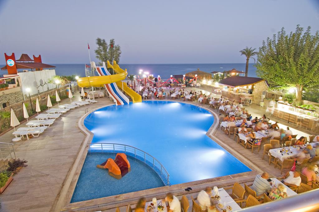 Горящие туры в отель Club Hotel Sunbel