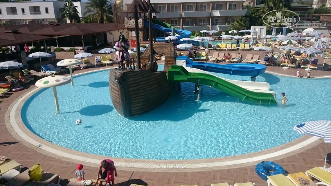 Eftalia Splash Resort, Аланія ціни
