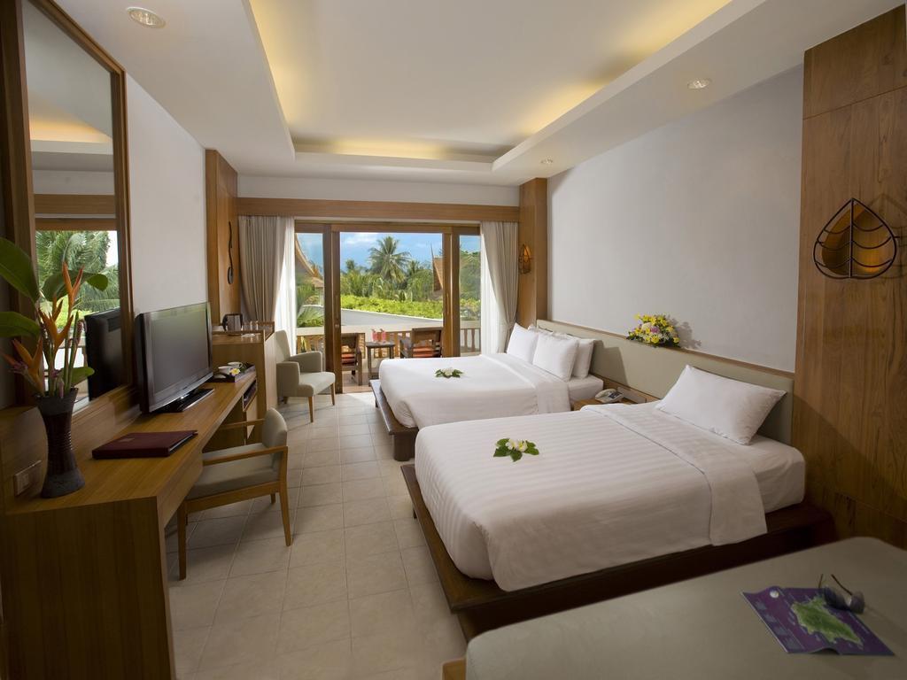 Туры в отель Thai House Beach Resort Ко Самуи Таиланд