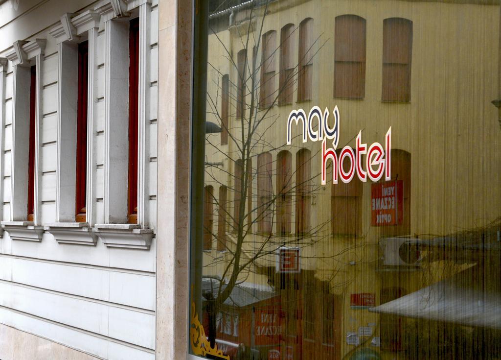 Отель, Стамбул, Турция, May Hotel