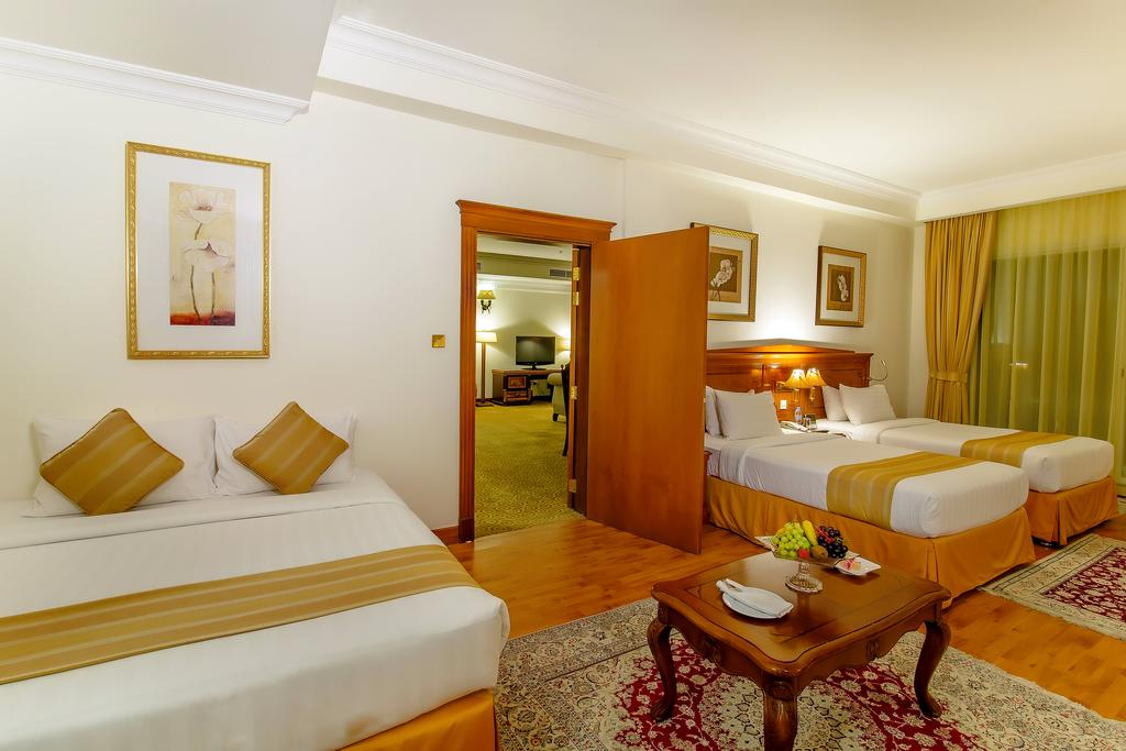 Grand Excelsior Hotel Bur Dubai фото и отзывы