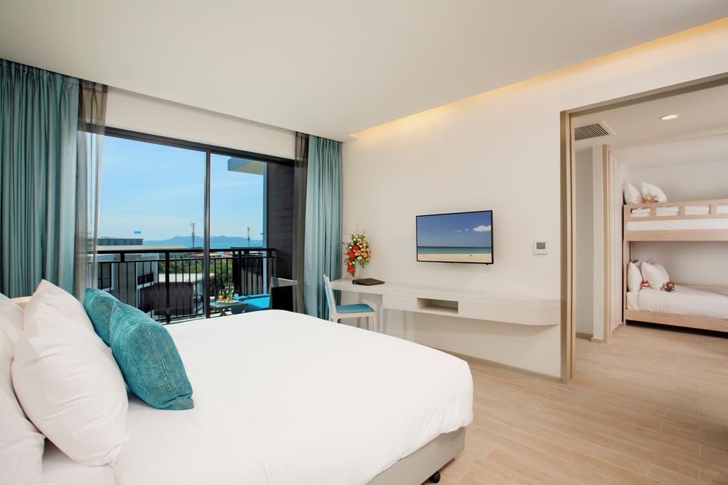 Centra Maris Resort Jomtien, Паттайя, Таиланд, фотографии туров