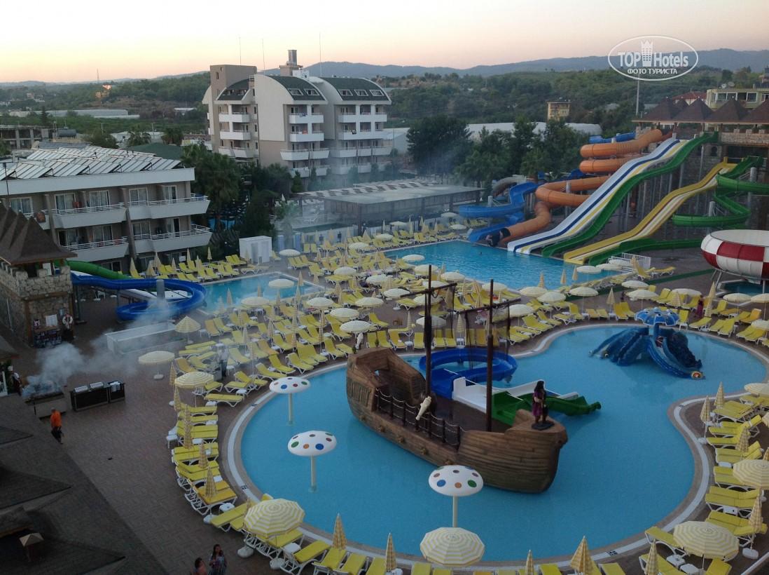 Ціни в готелі Eftalia Splash Resort