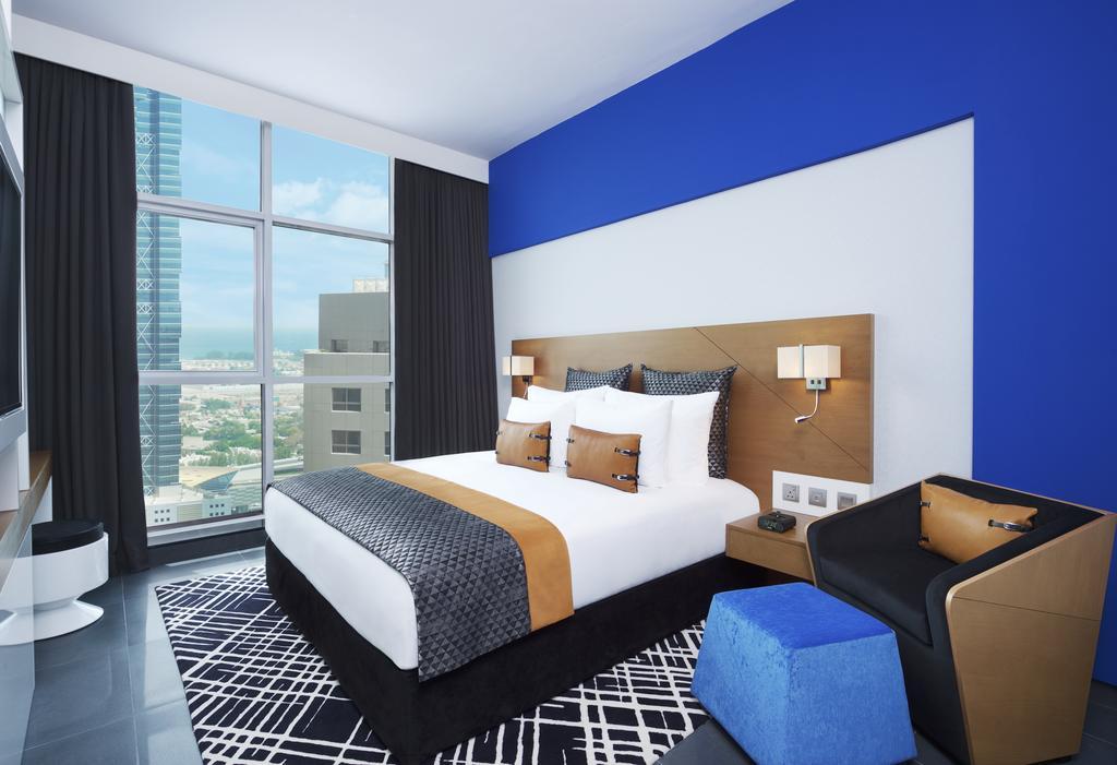 Тури в готель Tryp By Whyndham Barsha Heights - Dubai Дубай (місто) ОАЕ