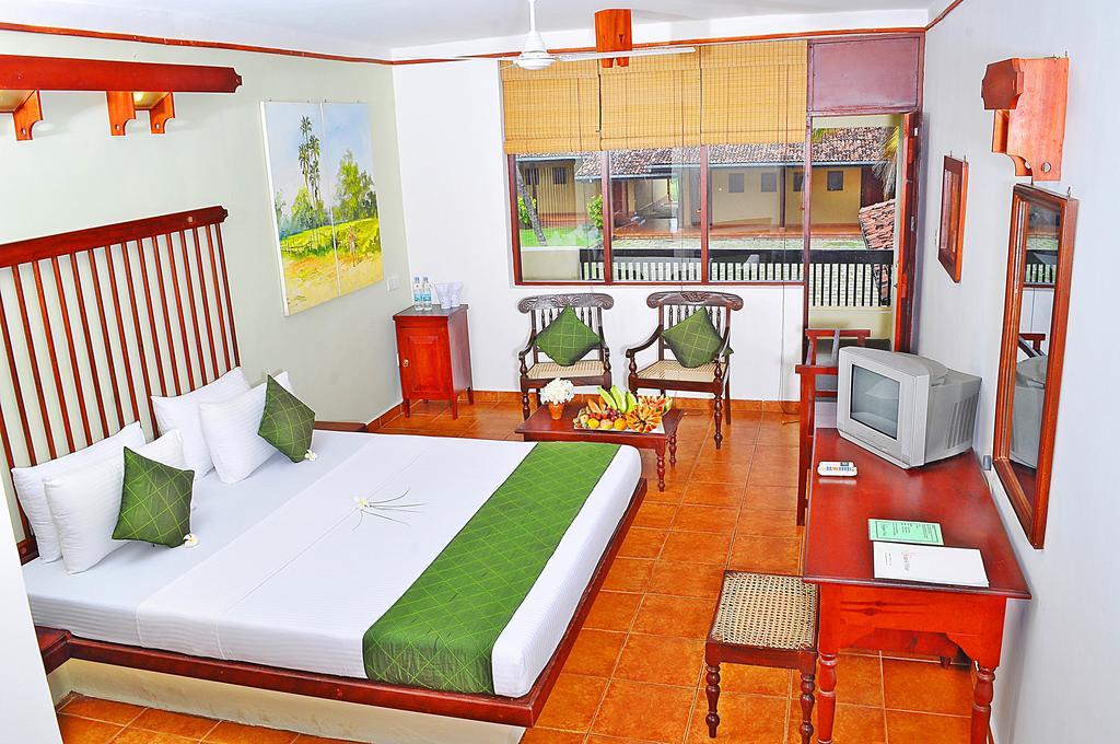 Отдых в отеле Club Koggala Village