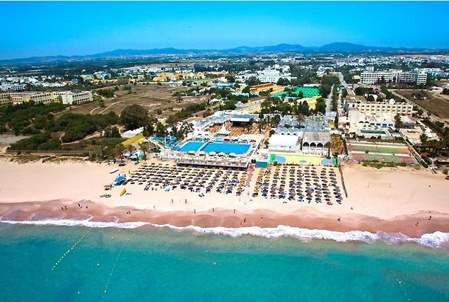 Hotel Samira Club, Хаммамет, Тунис, фотографии туров