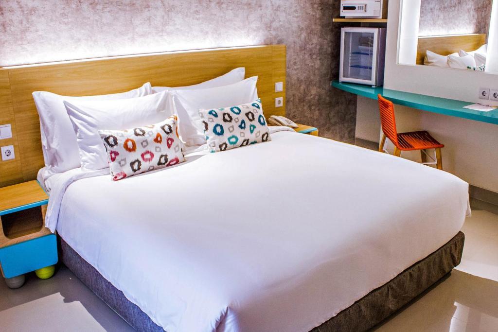 Отдых в отеле Tijili Benoa Танжунг-Беноа