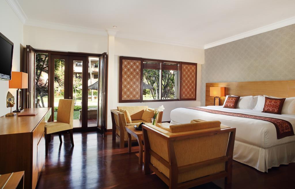Отзывы об отеле Grand Aston Bali Beach Resort