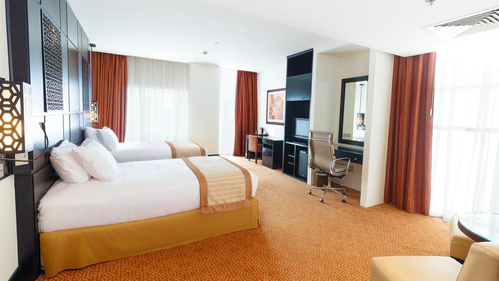 Отдых в отеле Holiday Inn Al Barsha Дубай (город) ОАЭ