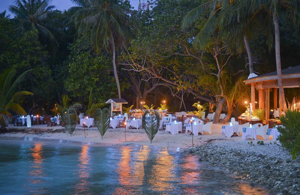 Отдых в отеле Bandos Island Resort And Spa