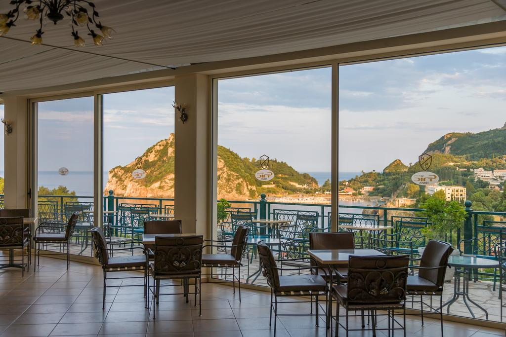 Корфу (острів), Paleo Art Nouveau Hotel (ex. Paleokastritsa Hotel), 4