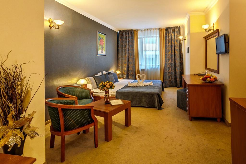 Отзывы туристов Spa Hotel Emerald