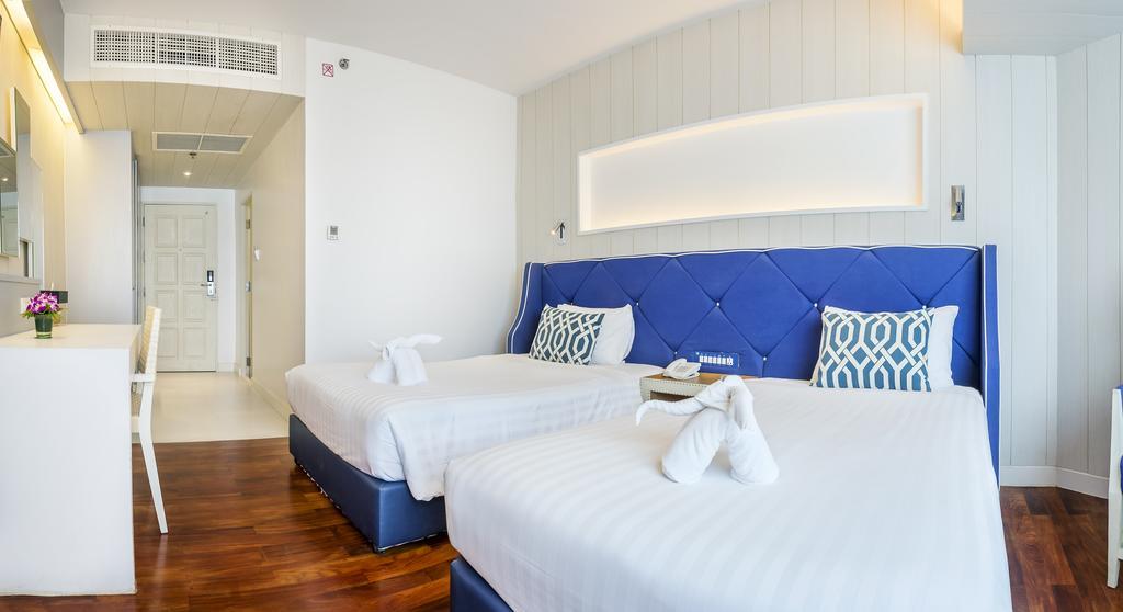Отдых в отеле Jomtien Palm Beach Паттайя