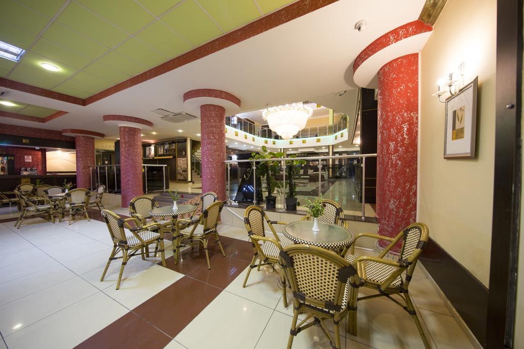 Отдых в отеле First Class Hotel Аланья