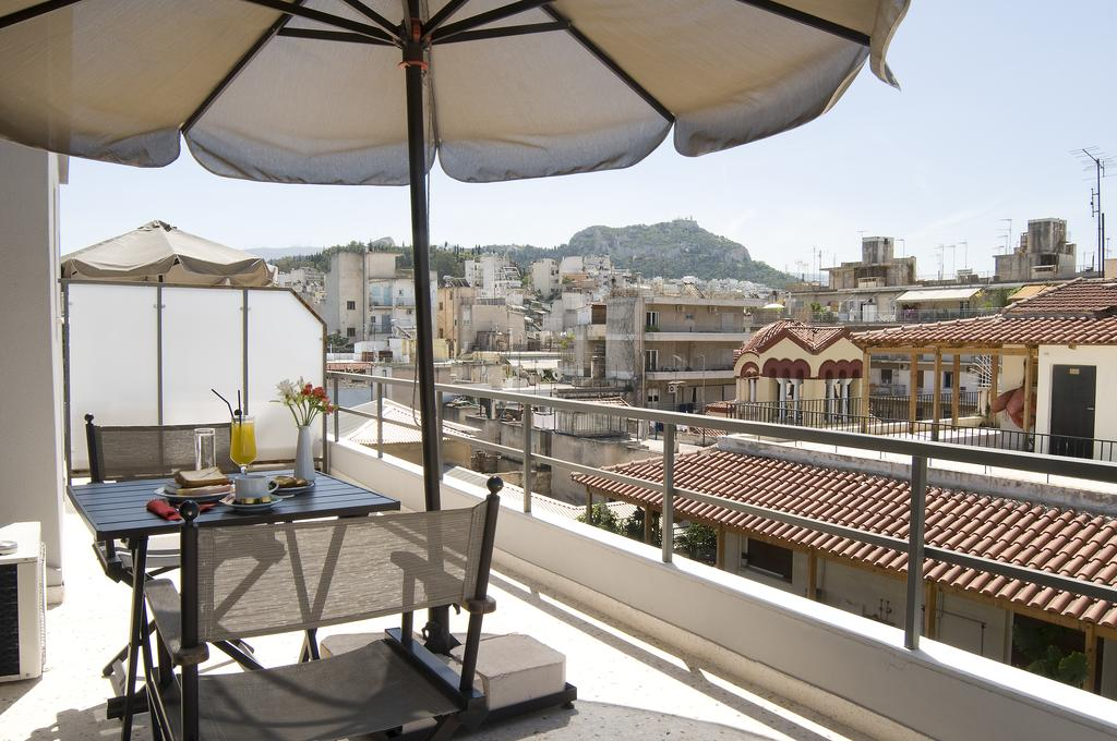 Греция Areos Boutique Hotel